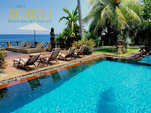 Villa Boreh Beach Resort and Spa
