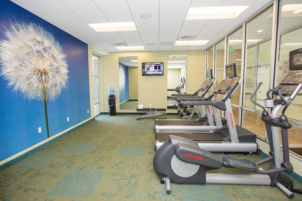 Fitness Facility, SpringHill Suites by Marriott Bloomington