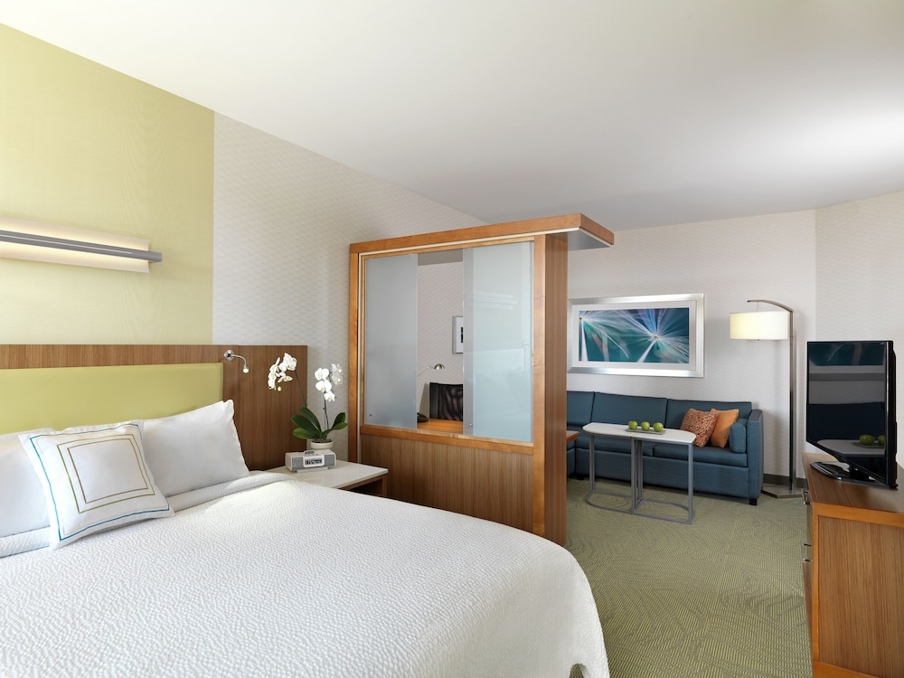 Room, SpringHill Suites by Marriott Bloomington