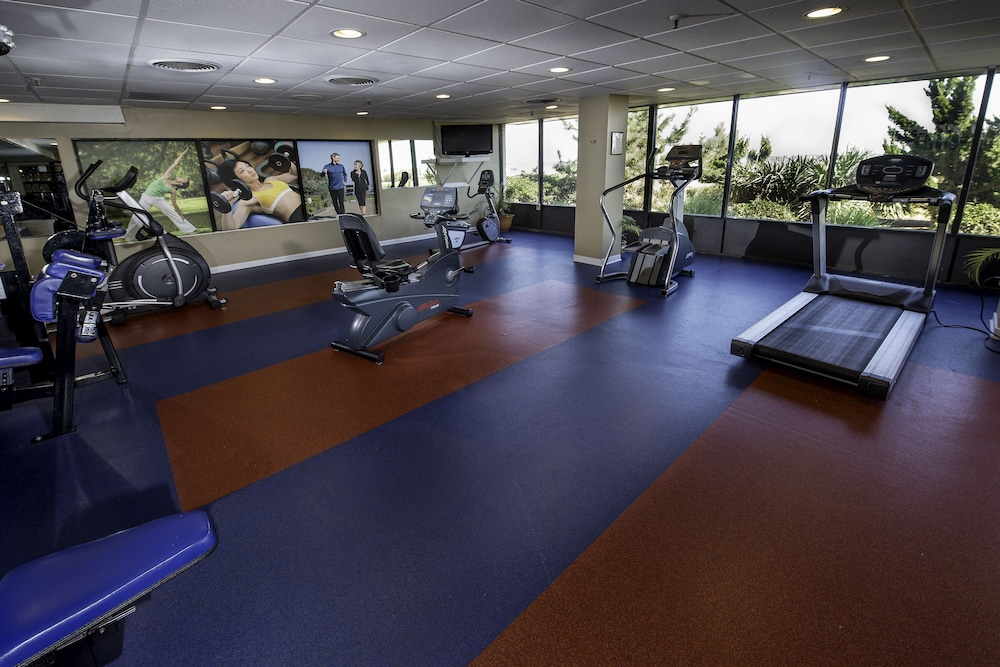 Gym, Ramada Plaza by Wyndham Virginia Beach