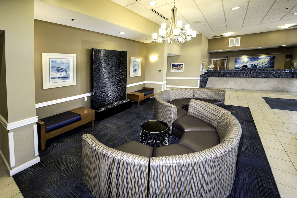 Lobby, Ramada Plaza by Wyndham Virginia Beach