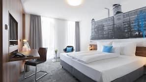 Allergikerbettwaren, Betten mit Memory-Foam-Matratzen, Minibar