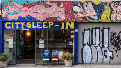 City Sleep-In - Hostel