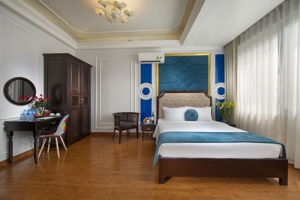 Room, Hanoi Royal Palace Hotel 2