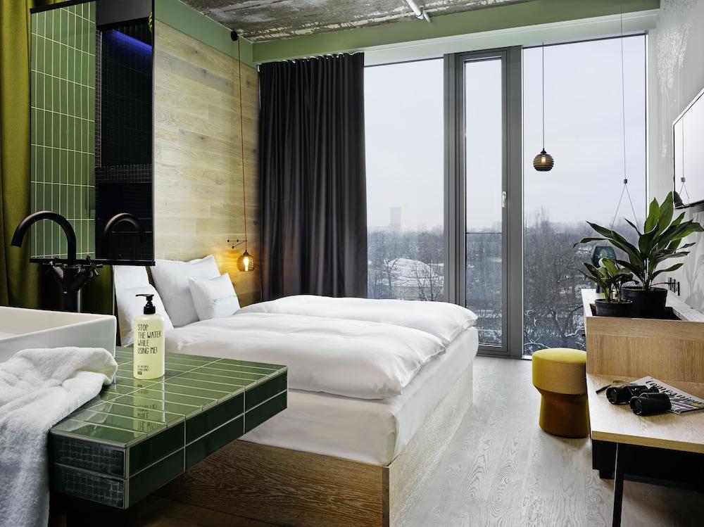 25hours hotel bikini berlin berlin hotelbewertungen 2018 for Zimmer berlin