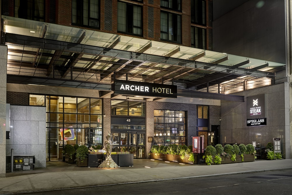 Exterior, Archer Hotel New York