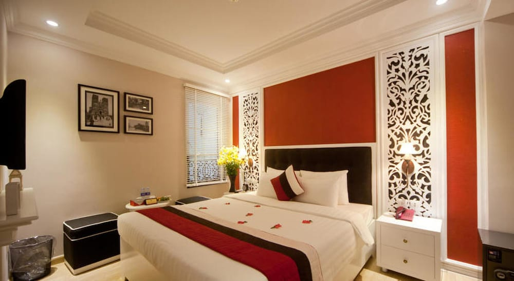 Room, Lavender Central Hotel & Spa