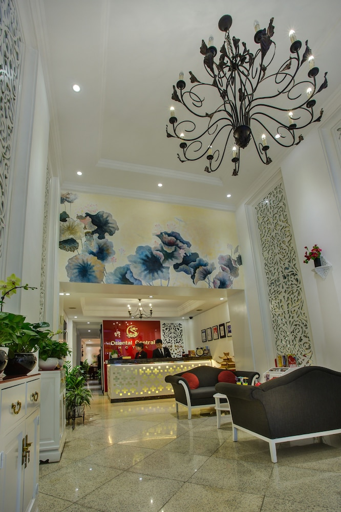 Lobby, Lavender Central Hotel & Spa