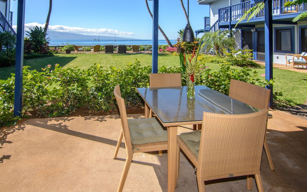 Terrace/Patio, MaKai Sunset Inn