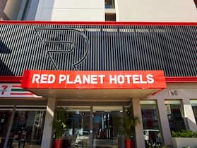 Red Planet Quezon Timog