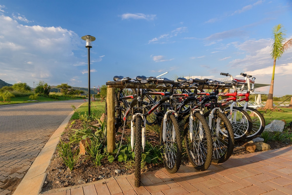Bicycling, The Kingdom Resort