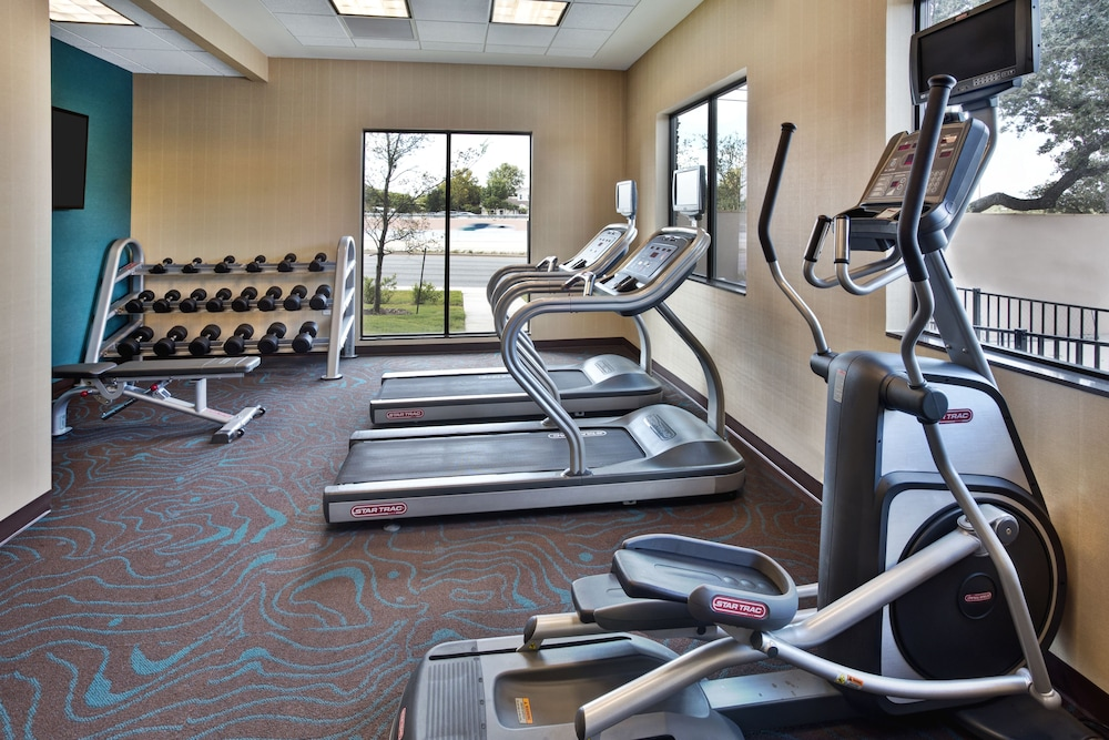 Fitness Facility, Fairfield Inn & Suites by Marriott Austin Northwest/Research Blvd