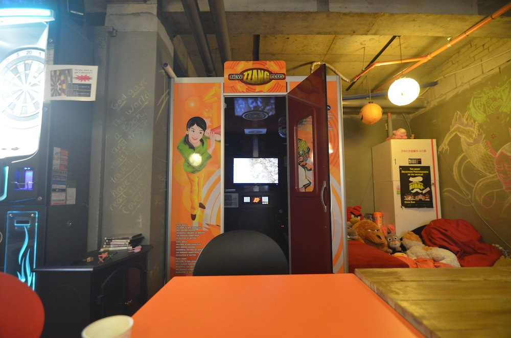 Video Game Rooms Seoul