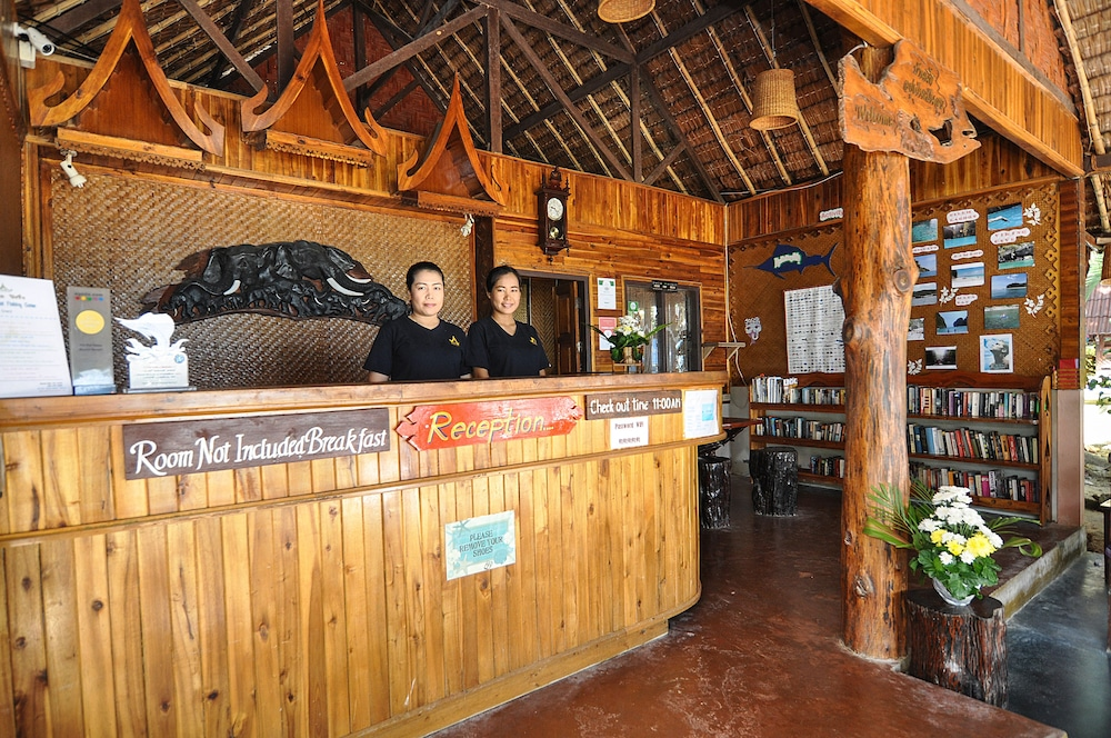 Check-in/Check-out Kiosk, Phi Phi Relax Beach Resort