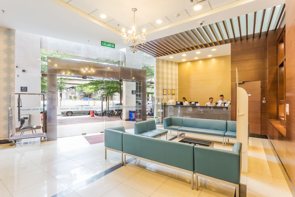 City View Featured Image Lobby Sitting Area