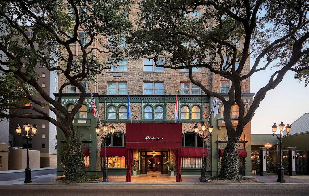 Featured Image, The Pontchartrain Hotel