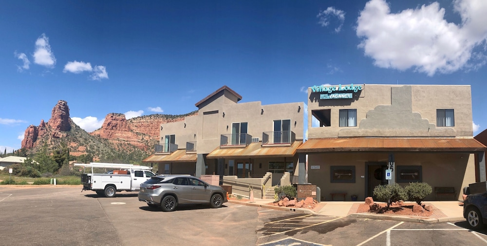 Front of Property, Sedona Village Lodge