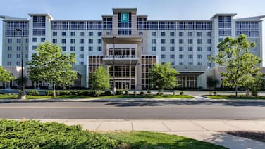 Embassy Suites Newark Airport