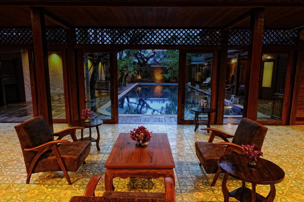 Interior, Baan U Sabai Boutique House