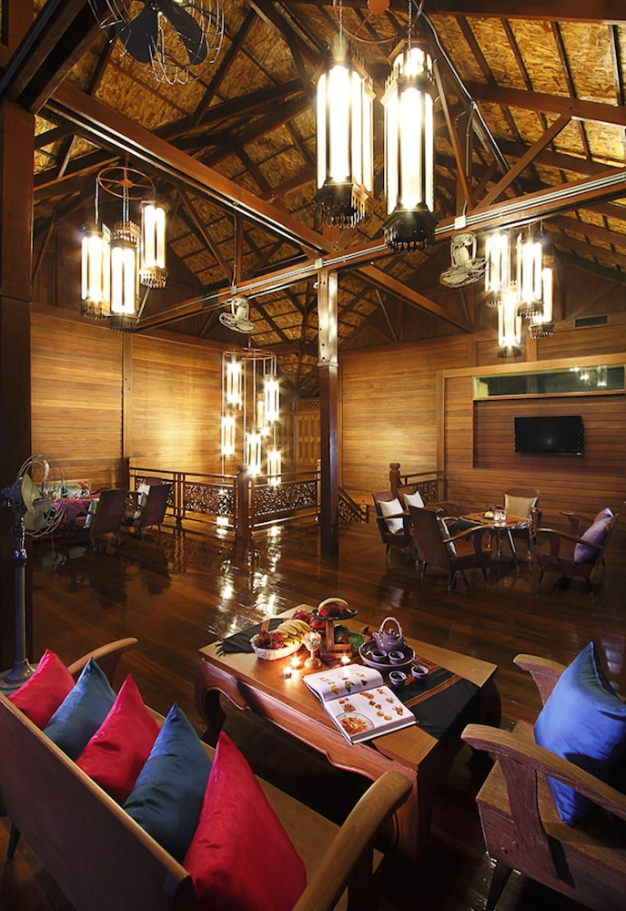 Lobby Sitting Area, Baan U Sabai Boutique House