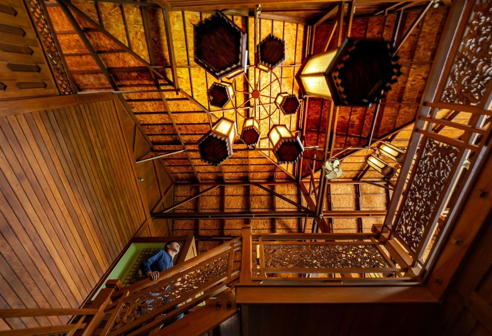 Interior Detail, Baan U Sabai Boutique House