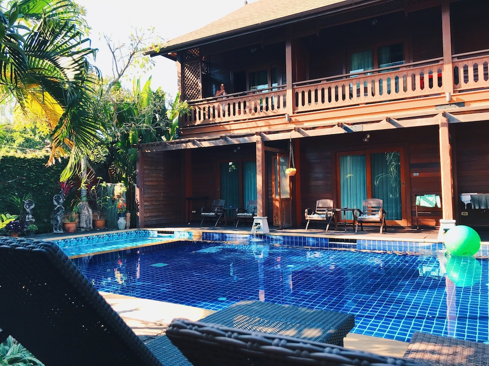 Pool, Baan U Sabai Boutique House