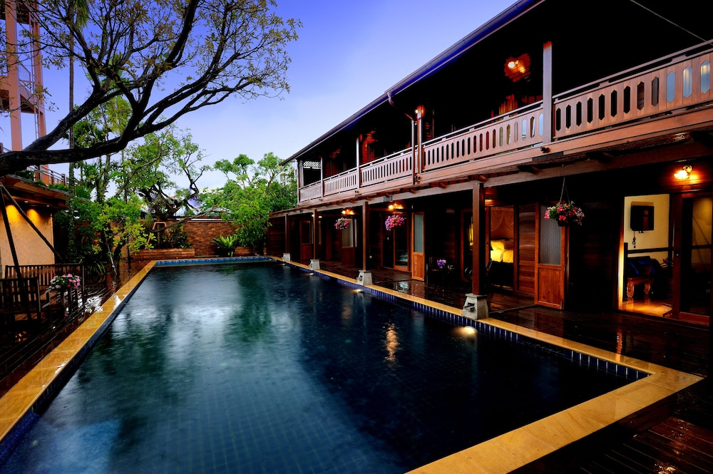 Outdoor Pool, Baan U Sabai Boutique House