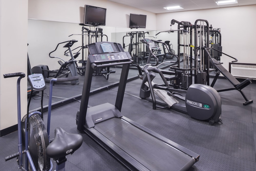 Fitness Facility, Best Western Kelly Inn