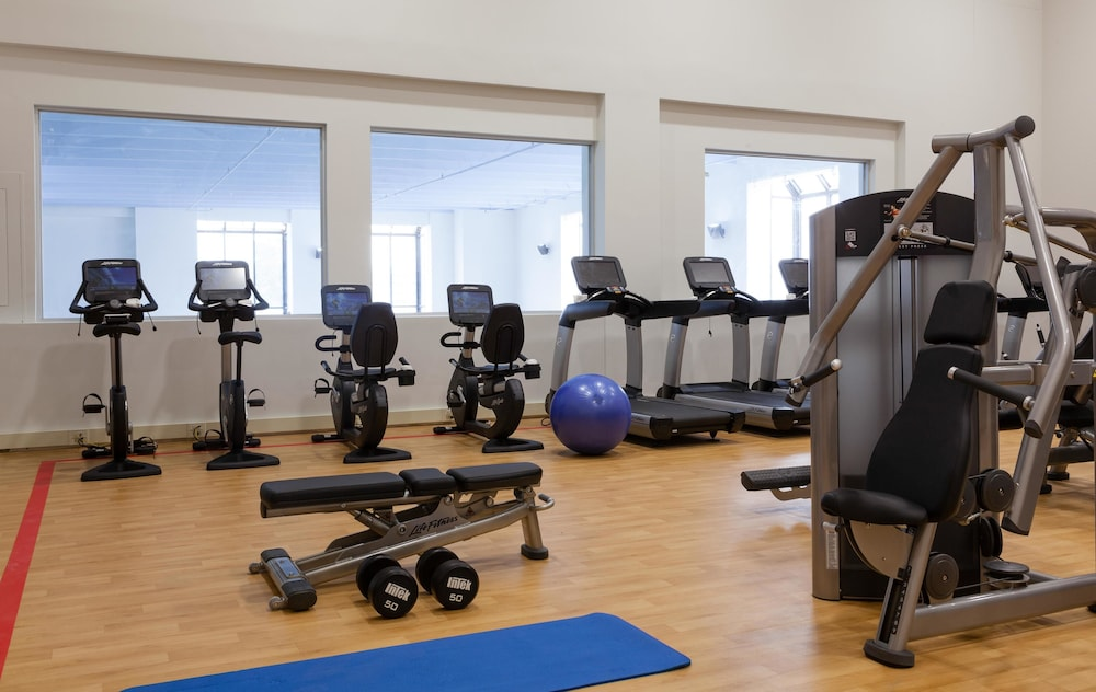 Fitness Facility, Le Meridien Charlotte