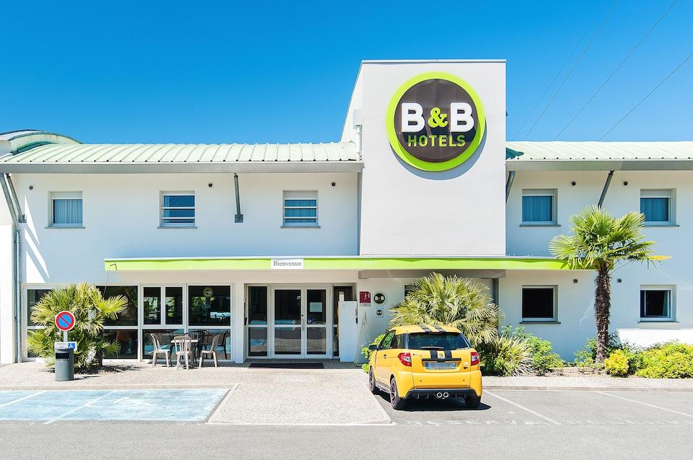 B And B Hotel Pau Lescar