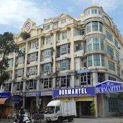 Bagian Depan Hotel