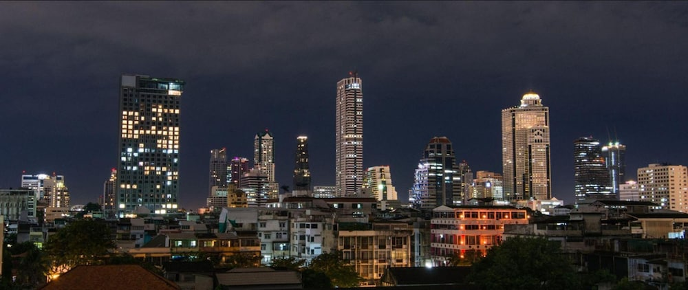 View from Property,  iSanook Bangkok
