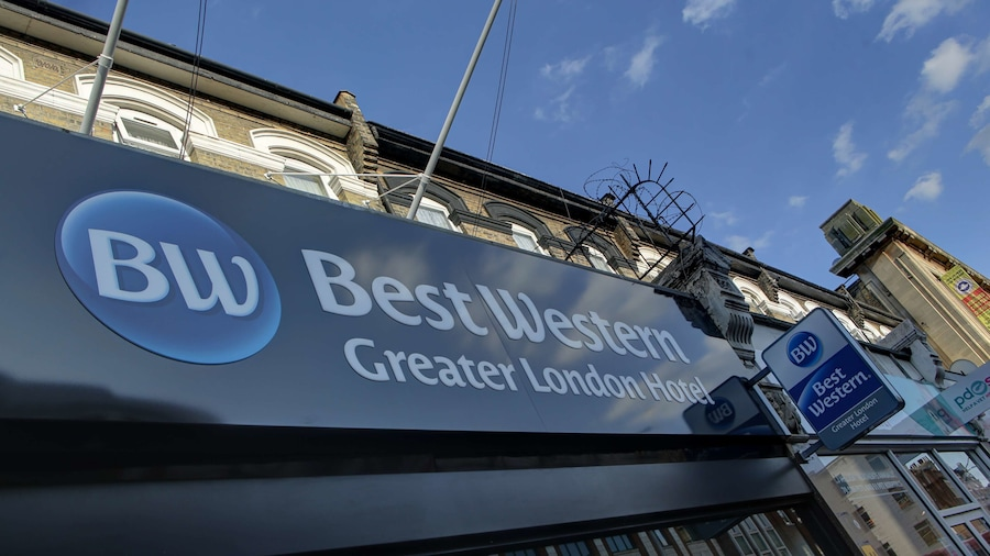 Best Western Greater London Hotel