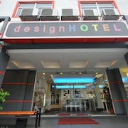 M Design Hotel at Pandan Indah