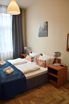 Guest Rooms Kosmopolita