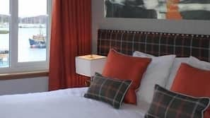 In-room safe, iron/ironing board, cots/infant beds, free WiFi