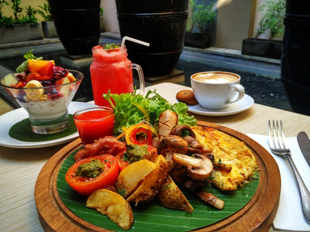 Breakfast Meal, Swiss-Belinn Legian