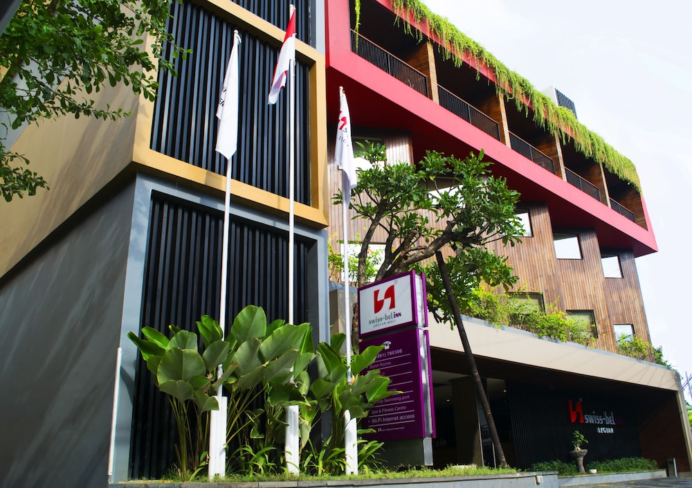 Front of Property, Swiss-Belinn Legian