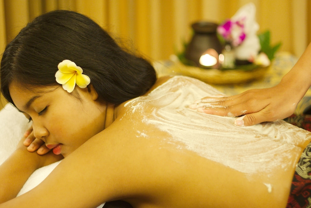 Spa Treatment, Swiss-Belinn Legian