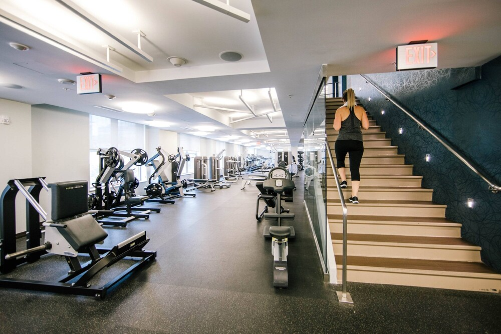 Fitness Facility, Marriott Marquis Washington, DC