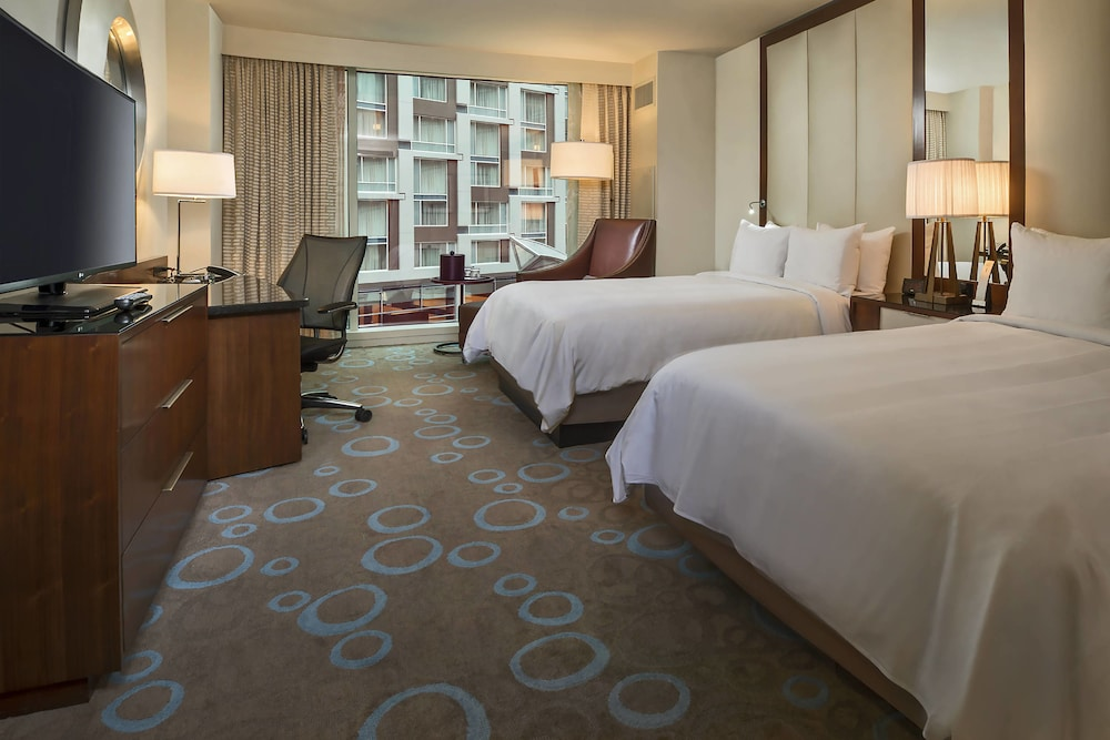 Room, Marriott Marquis Washington, DC