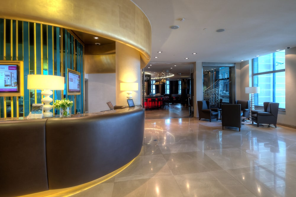 Mercure Moscow Paveletskaya, Moscow - Room Prices & Reviews
