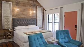 Premium bedding, individually furnished, iron/ironing board, free WiFi