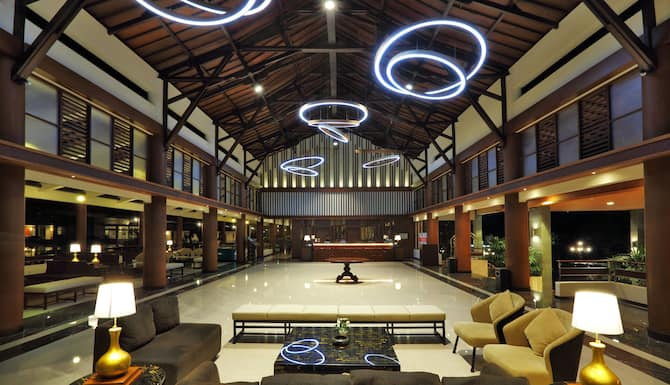 Lombok Raya Hotel In Lombok Indonesia Expedia