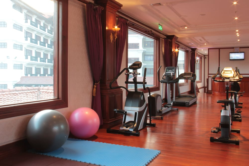 Gym, Regency Angkor Hotel