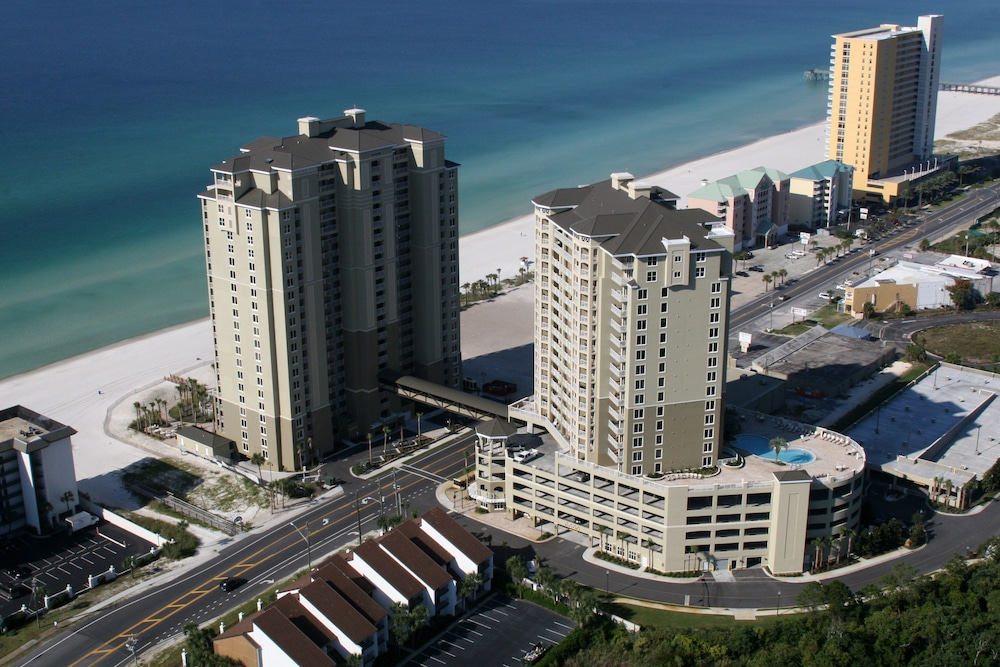 Aerial View, Grand Panama Beach Resort by Emerald View Resorts