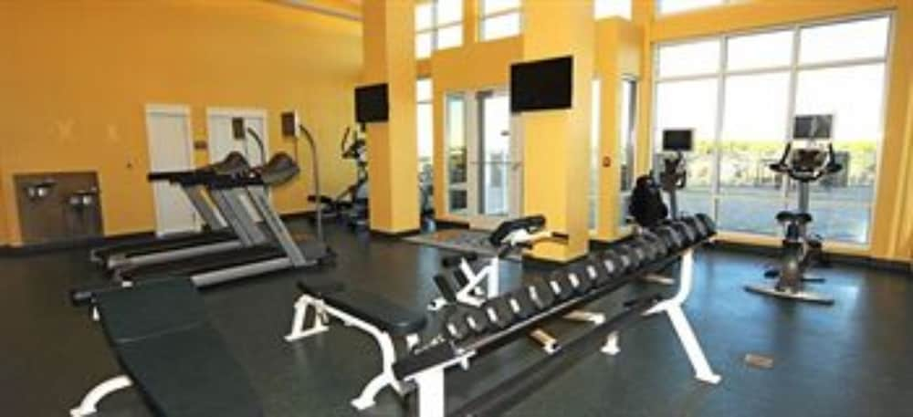 Gym, Grand Panama Beach Resort by Emerald View Resorts