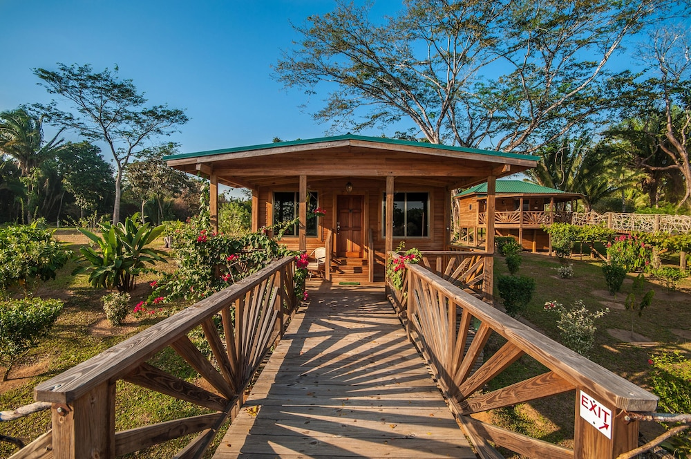 Front of Property, Dream Valley Belize
