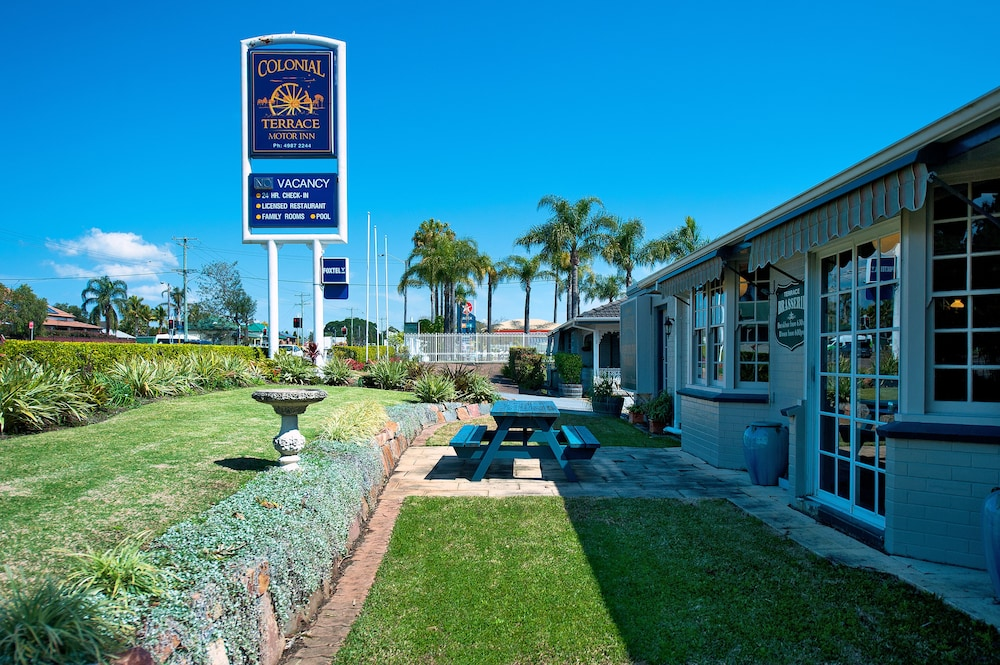 Colonial terrace motor inn deals reviews raymond for C kitchen raymond terrace