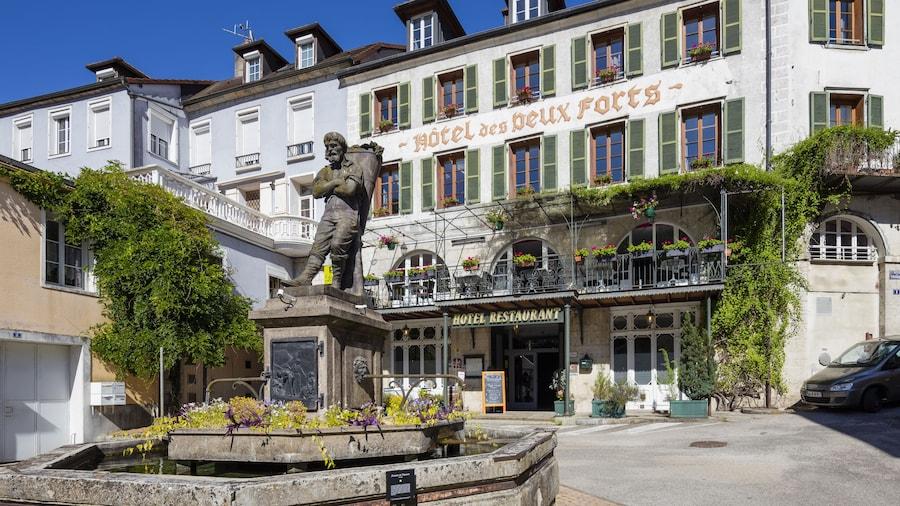 Hôtel des Deux Forts